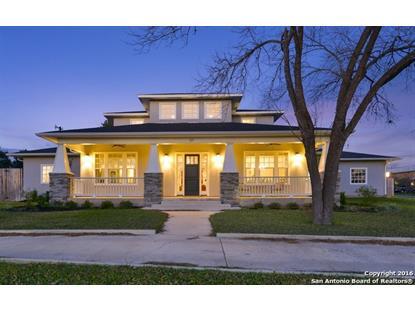 127 HONEYSUCKLE LN  Castle Hills, TX MLS# 1159595