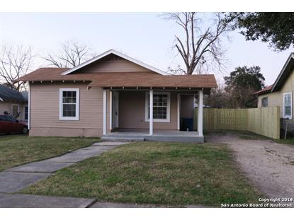 603 W ROSEWOOD AVE  San Antonio, TX MLS# 1160296
