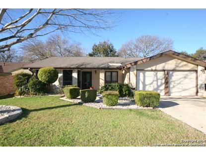5035 TIMBER BREEZE ST  San Antonio, TX MLS# 1160352