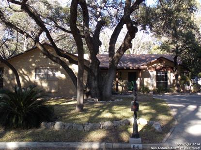 84 ROUNDUP DR  Castle Hills, TX MLS# 1161008
