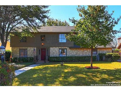 2922 TRAILEND DR  San Antonio, TX MLS# 1161644