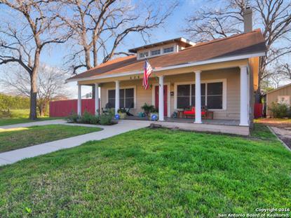 626 E WOODLAWN AVE  San Antonio, TX MLS# 1164080