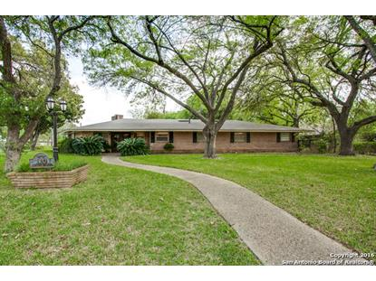 110 BRIARCLIFF DR  Castle Hills, TX MLS# 1167191