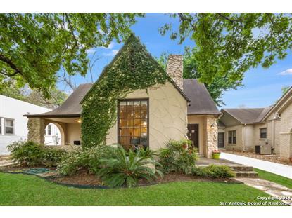 214 W Rosewood Ave  San Antonio, TX MLS# 1167387