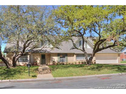 113 Cotillion Dr  Castle Hills, TX MLS# 1167834