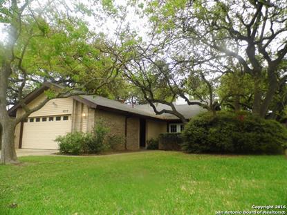 4314 Center Oak Woods St  San Antonio, TX MLS# 1168513