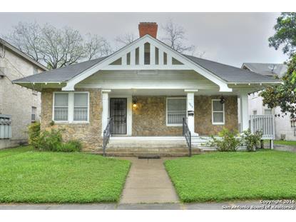 325 W Mistletoe Ave  San Antonio, TX MLS# 1169309