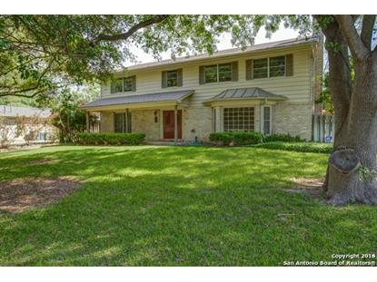 301 HONEYSUCKLE LN  Castle Hills, TX MLS# 1171307