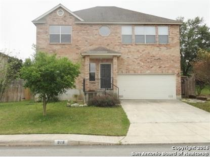 918 Cheyenne Creek  San Antonio, TX MLS# 1172853