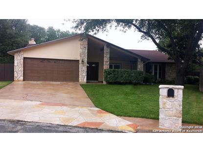 9526 DUNHILL  San Antonio, TX MLS# 1174359