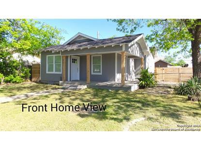 1001 W RIDGEWOOD CT  San Antonio, TX MLS# 1174752