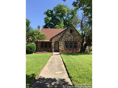 243 NORTH DR  San Antonio, TX MLS# 1175707