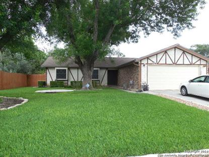 2727 KNOLL TREE ST  San Antonio, TX MLS# 1177853