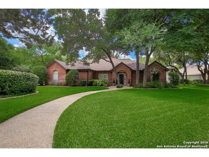 22 ANCIENT BEND  San Antonio, TX MLS# 1183126
