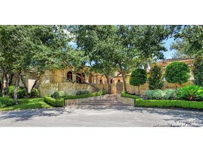 10 TUSCANY CT  San Antonio, TX MLS# 1183956