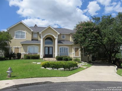 18314 Diamond Circle  San Antonio, TX MLS# 1185202