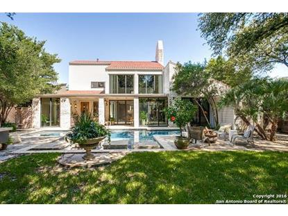 2630 COUNTRY HOLLOW ST  San Antonio, TX MLS# 1202805