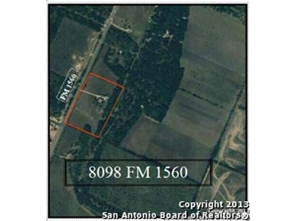 8098 FM 1560  San Antonio, TX MLS# 959353