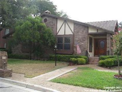 100 Elizabeth Ann Ct , Castle Hills, TX