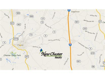 I-77 and Richburg Rd W Chester, SC MLS# 1088371
