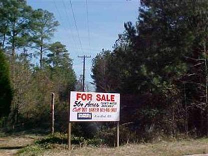 56.85 acre N Hwy 521  Lancaster, SC MLS# 1080057