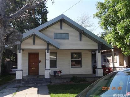 420 East Mariposa Ave Stockton, CA MLS# 14021469