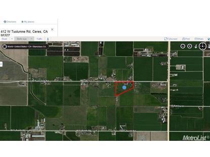 412 West Tuolumne Rd Ceres, CA MLS# 14054406