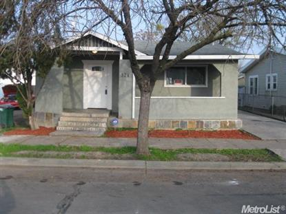 324 South Laurel St Stockton, CA MLS# 15001860
