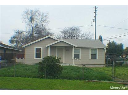 2812 North F St Stockton, CA MLS# 15009137