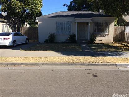 409 East Noble St Stockton, CA MLS# 15043149