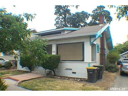 1246 North Madison St Stockton, CA MLS# 15044566