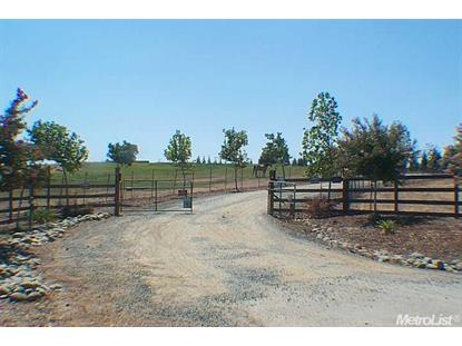 13850 Jackson Road Sloughhouse, CA MLS# 15054040