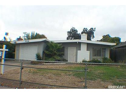 2228 East Flora Street Stockton, CA MLS# 15063661