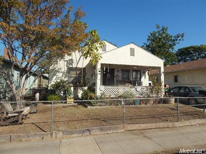 1407 East Anderson Street Stockton, CA MLS# 15067202