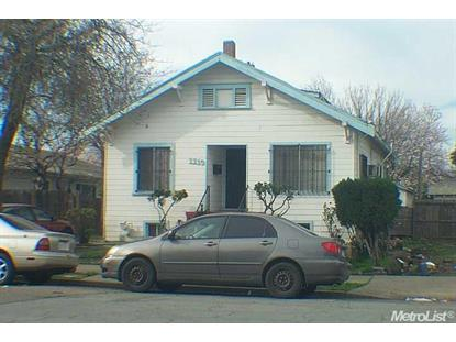 1119 South Madison  Stockton, CA MLS# 16006863