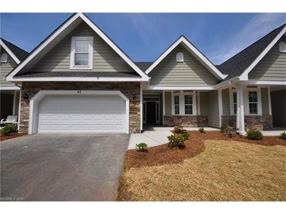 61 Blythe Commons Court Hendersonville, NC MLS# 3133859