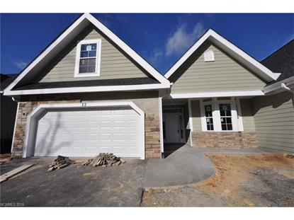53 Blythe Commons Court Hendersonville, NC MLS# 3145589