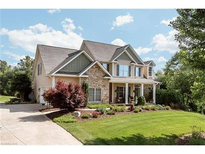 72 Willow Bend Drive Candler, NC MLS# 3159335
