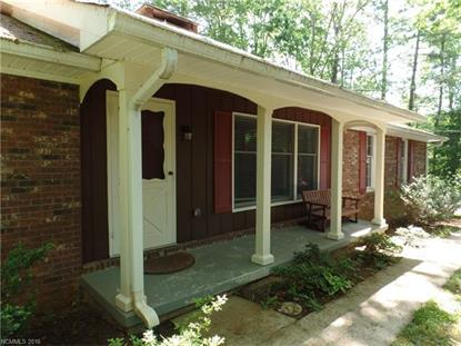 9 Squirrel Hill Drive Weaverville, NC MLS# 3176282