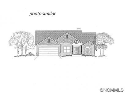 51 WILLIAMS MEADOW LOOP  Hendersonville, NC MLS# 546445
