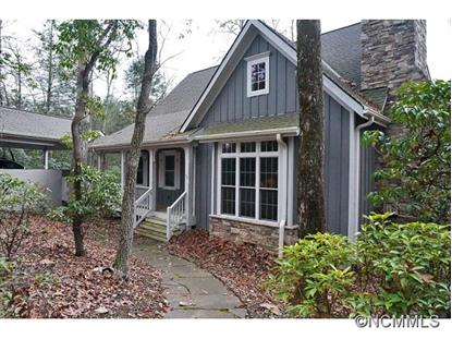 56 Top Hat Lane  Brevard, NC MLS# 551973