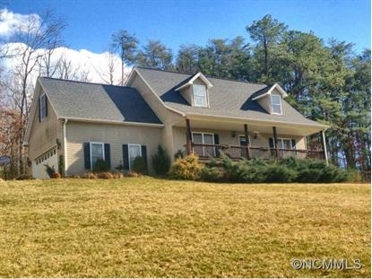42 Chickwood Trail  Weaverville, NC MLS# 554032