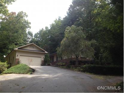424 Chaparral Lane  Flat Rock, NC MLS# 555215