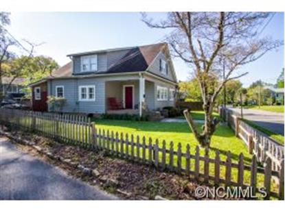 203 Maple Street  Brevard, NC MLS# 561229