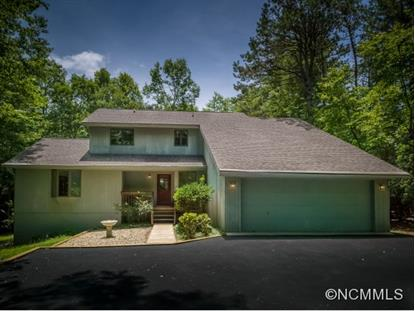 289 Middle Connestee Trail  Brevard, NC MLS# 564491