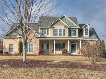 72 Willow Bend Drive  Candler, NC MLS# 577789