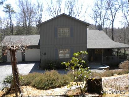 128 Shine Court  Brevard, NC MLS# 582167