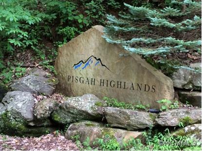 0 PISGAH HIGHLANDS AT BOX TURTLE  Candler, NC MLS# 582576