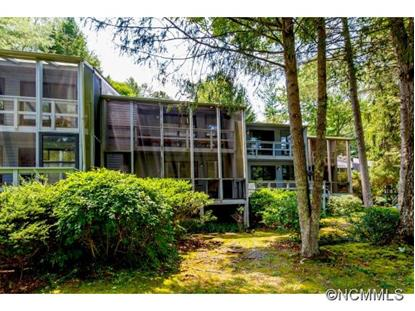 49 Lakeside Villas  Brevard, NC MLS# 589179
