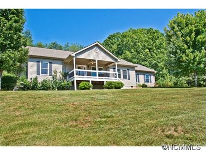 28 Chickwood Trail  Weaverville, NC MLS# 592725